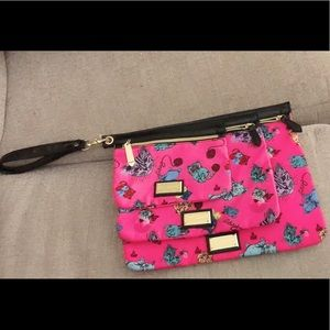 BETSEY JOHNSON 3 Layer Zipper Bags